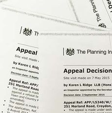 Planning Appeals